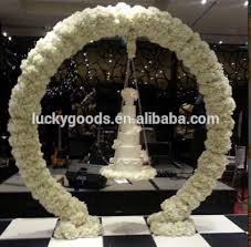 wedding arch for sale hot sale fancy metal garden wedding arch for wedding and event