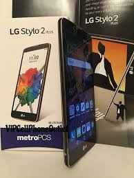 metro pcs black friday amazon com new lg stylo 2 plus ms550 metro pcs unlimited 4g lte