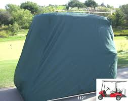 amazon com golf cart cover 4 seater roof up to 80