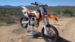 85cc motocross racing 2016 ktm 85 sx review dirt rider 85cc mx shootout video