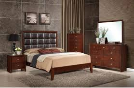 Global Furniture Carolina Bedroom Set - Carolina bedroom set
