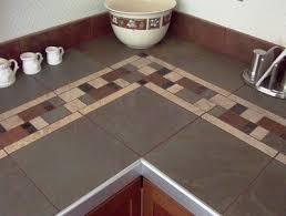 tile kitchen countertop ideas kitchen charming porcelain tile kitchen countertops on backsplash