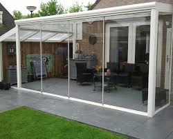 vetrate verande veranda completa con vetrate scorrevoli in vetro varie ed