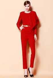 Red Jumpsuits For Ladies Ttn Ministry Red Jumpsuits For Women