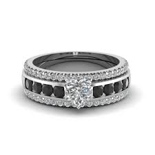 14k gold diamond v shaped ring favery black diamond accent engagement rings fascinating diamonds