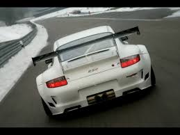 porsche 911 back 2009 porsche 911 gt3 rsr rear tilt speed 1600x1200 wallpaper