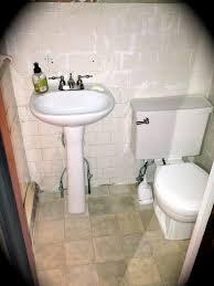 replacing the bathroom sink part 3 a farmhouse reborn