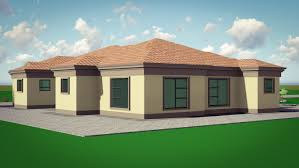 my house plans beautiful 4 bedroom house plan in sa house plan