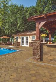 pool patio pavers 34 best hardscapes images on pinterest outdoor ideas patio