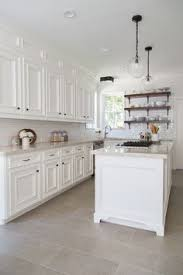 white kitchen flooring ideas budgeting tips for a kitchen renovation kitchens house and porch