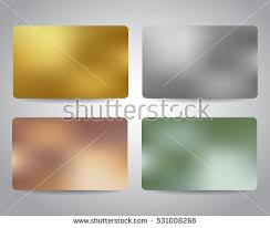 gift card discount card set colorful stock vector 517264546