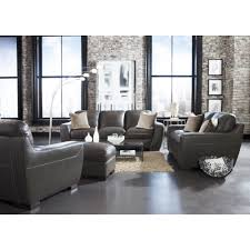 leather livingroom sets alpha leather living room set by simon li furniture hut