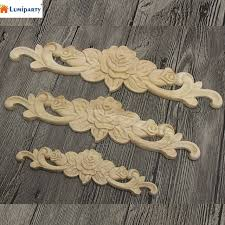 Engrave Gifts Lumiparty Woodcarving Decal Rubber Wood Engrave Onlay Applique