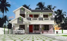 1936 sq ft double floor home u2013 kerala home design