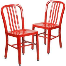 Red Metal Chair Red Kitchen U0026 Dining Chairs You U0027ll Love Wayfair