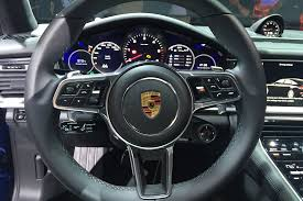 Porsche Panamera Top Speed - 2017 porsche panamera debuts with fresh design powertrains