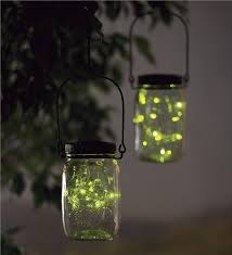 outdoor light solar firefly jar decorative outdoor light solar accents