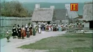 the first thanksgiving at plymouth south park a history channel thanksgiving youtube