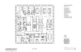 432 park avenue floor plans new york usa check out the penthouse floorplans and views in 432 park curbed ny