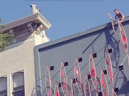Windart Behind Laguna Street U0027s U0027wall Of Wind U0027 Art Installation Hoodline
