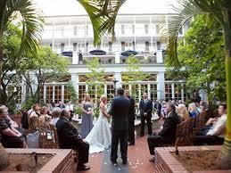 wedding venues in new orleans royal sonesta new orleans wedding venue here comes the guide