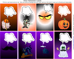 Halloween Spirit Coupons Printable by Halloween Trick Or Treat Cards Funny Greetings Candy Cards