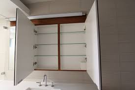 bathroom wood lowes medicine cabinets with mirror for inspiring