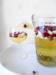 cranberry apple sangria sinful nutrition