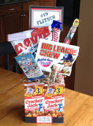 baseball gift basket high school senior baseball gifts gifts high