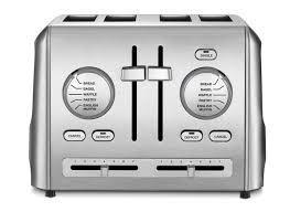 Black Decker Tr1400sb 4 Slice Stainless Steel Toaster Cuisinart Cpt 640 4 Slice Toaster