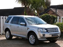 used indus silver land rover freelander for sale dorset