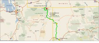 Map Of Colorado And Utah by Roving Reports By Doug P 2012 22 Rangely Colorado To Flaming