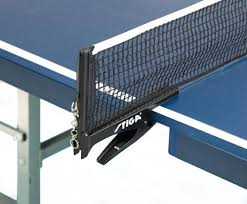 Tiga Ping Pong Table by Stiga Premium Clipper Table Tennis Net Gopher Sport