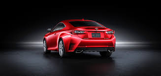 lexus rc 300 coupe lexus cars news rc coupe officially unveiled