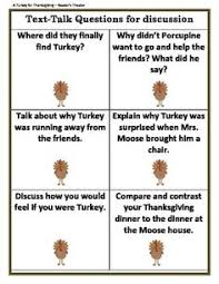 a turkey for thanksgiving by bunting teaching ideas best