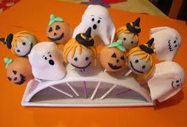 cookie dough and cake pops unos cake pops de miedo para halloween