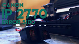 cara reset printer canon ip 2770 eror 5100 cara atasi canon ip2770 error 5100 youtube