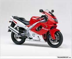 yamaha yzf 600r thundercat katalog motocyklů a motokatalog na