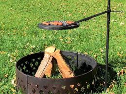 Firepit Grille by Cowboys Fire Pit Grill Fire Pit Design Ideas