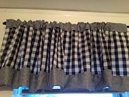 Black Gingham Curtains Cheap Gingham Curtains Find Gingham Curtains Deals On
