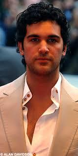 Juan Pablo Di Pace Shirtless - royal opera house airbrushed away my manhood claims naked actor