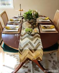 contemporary table runners and placemats modern quilted table