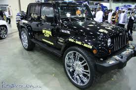 jeep pakistan modify cars jeep wrangler on 35 inch dvinci wheels