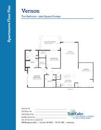 1300 sq ft apartment floor plan apartment homes at twin lakes senior living community life