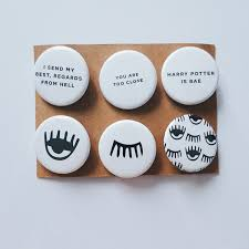 alternative fashion unique evil eye quotes bae badges