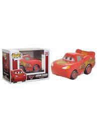 lighting mcqueen pedal car funko disney cars 3 pop lightning mcqueen vinyl figure topic