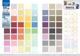 interior wall painting paint color chart interior paint and