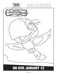 100 ideas jake neverland pirates captain hook coloring