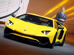 lamborghini supercar lamborghini ceo supercars aren u0027t easy business insider