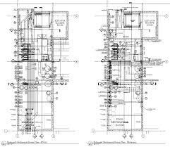 mechanical floor plan residential mechanical room jm engineering